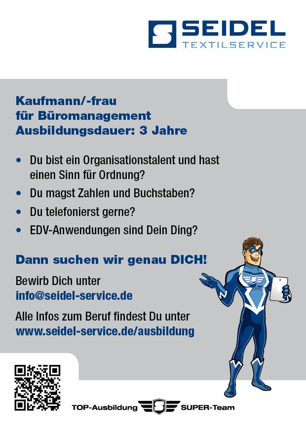 Ausbildung Kaufmann/-frau für Büromanagement